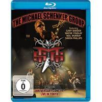 Groups Michael Schenker Group: Live In Tokyo - 30th Anniversary Concert [Blu-ray] [2010]