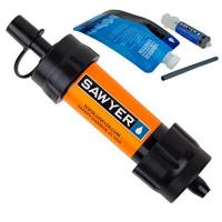 Water Purifications SAWYER PRODUCTS SP103 Mini Water Filtration System, Single, Orange